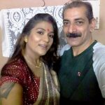 anindita-saha-kapileshwari-with-her-husband
