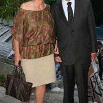 Antonio with his wife Catarina De Almeida Vaz Pinto