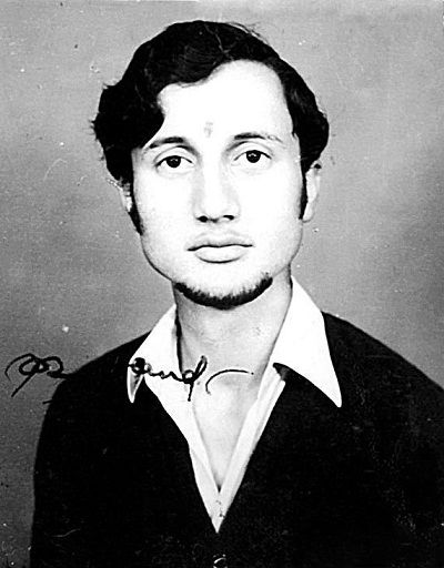 Anupam Kher In Younger Days