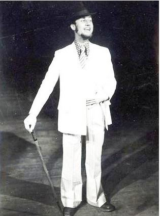 Anupam Kher Performing A Play In Younger Days