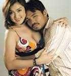 Manny with Ara Mina