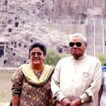 Atal Bihari Vajpayee With His Foster Daughter Namita Bhattacharya