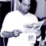 Atal Bihari Vajpayee During His Younger Days