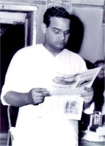 Atal Bihari Vajpayee in His Younger Days