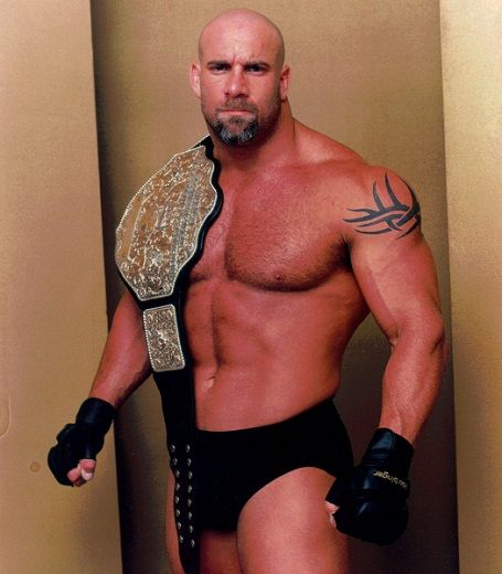 Bill Goldberg full body