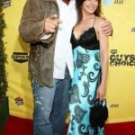 Bill Goldberg with wife Wenda