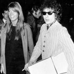 Bob Dylan dated Francoise Hardy