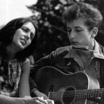 Bob Dylan dated Joan Baez