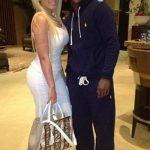 Floyd with Doralie Medina