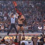 Goldberg Jackhammer finisher