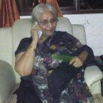 Harsh Vashisht Mother