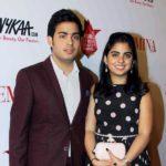 Isha Ambani With Her Twin Brother Akash Ambani