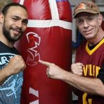 Keith Thurman with Dan Birmingham