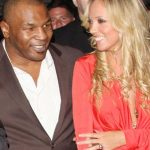 Mike Tyson and Aisleyne Horgan Wallace