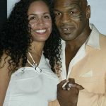 Mike Tyson with Luz Whitney
