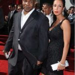 Mike Tyson with Monica Turner