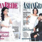 Nindy Kaur on Magazine cover