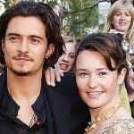 Orlando with his sister Samatha