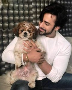 Pearl V Puri, an animal lover