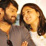 Prabhas with Anushka Shetty