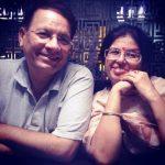 Sanya Malhotra's parents