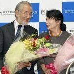 yoshinori-ohsumi-with-his-wife