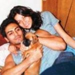 Arjun Rampal with his sister