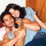 Arjun Rampal with his sister