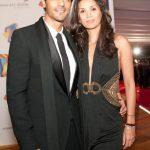 Arjun Rampal With His Wife Mehr Jesia