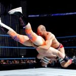 Cesaro Neutralizer finishing move