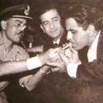 Dilip Kumar Smoking