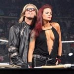 Edge allegedly dated Lita
