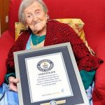 Emma Morano Oldest livng person Guiness World Record