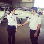 Gul Panag As Pilot