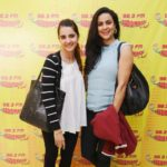Shruti Seth With Gul Panag