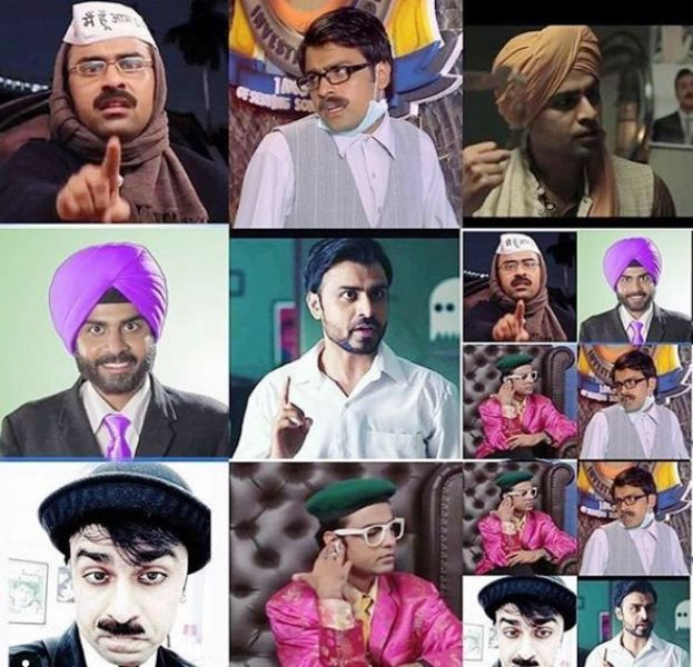 Jitendra Kumar's Different Characters in YouTube Videos