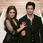 Shahid Kapoor With His Ex-Girlfriend Kareena Kapoor