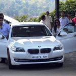 Kunal Kapoor BMW