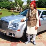Mahashay Dharampal Gulati - Chrysler Limo