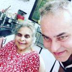 Manish Khanna Mother