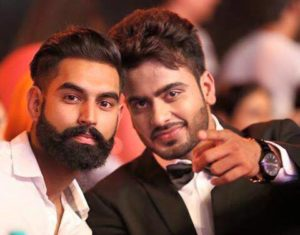 Mankirt Aulakh with Parmish Verma