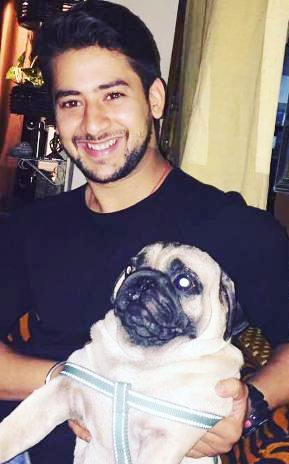 Paras Arora, A Dog Lover