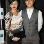 Roshni Chopra with husband Siddharth Anand Kumar
