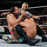 Rusev Accolade finisher