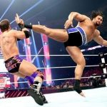 Rusev Super Kick finisher