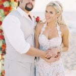 Rusev and wife Lana