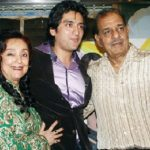 Shaad Randhawa Family Father and Mother