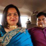 Sharvi Yadav parents
