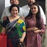 Tarun Family ( Father>Mother>Brother>Sister-in-Law)