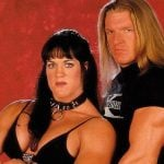 Triple H dated former wrestler Chyna